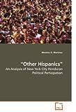 Other Hispanics, Maximo G. Martinez, 3639216547