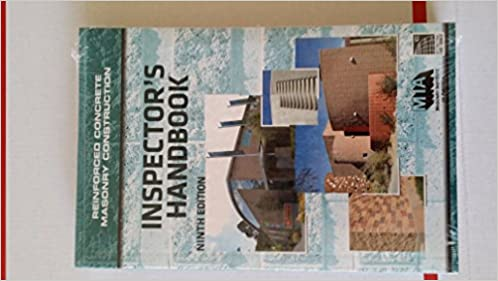 Reinforced concrete masonry construction inspectors handbook 9th reinforced concrete masonry construction inspectors handbook 9th edition icc 9780940116658 amazon books fandeluxe Image collections