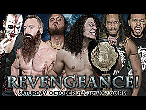 "Premier Championship Wrestling ""Revengeance"" 2017 for sale  Delivered anywhere in USA"