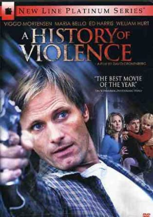 A History Of Violence New Line Platinum Series DVD
