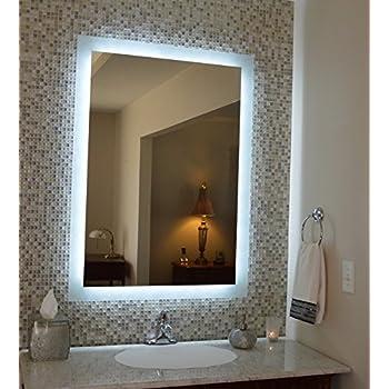 Amazon.com: ROMANUS - LED Mirror (24\