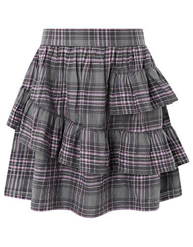 Monsoon Camilla Check Skirt - Girls - 7-8 Years ()
