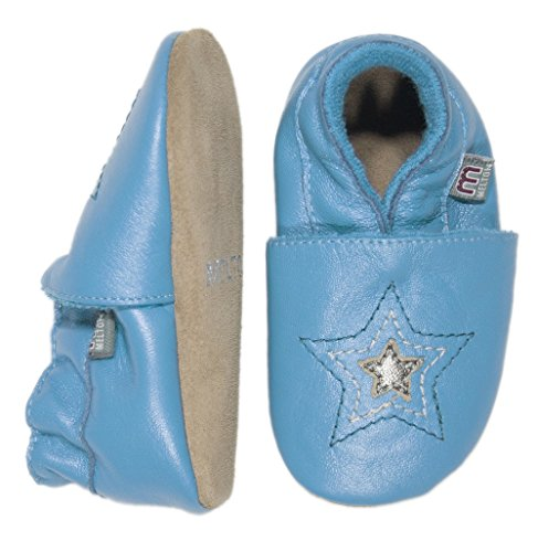 MELTON Krabbelschuhe Cool Star 24-36 Monate