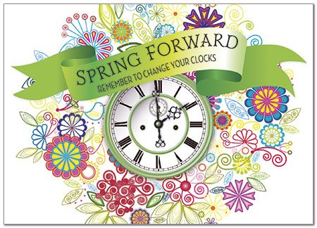 74bceae6e71ee9 Amazon.com  25 Spring Forward Cards - Graphic Floral Design - 26 ...