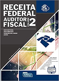 Receita federal - Auditor fiscal - volume 2