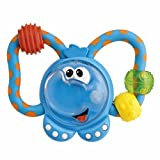 Best Chicco Baby Rattles - Chicco- 20.5 Cm Fun Teething Rattle Elephant Teething Review