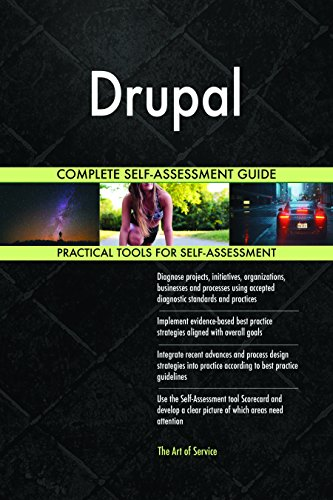 Drupal Complete Self-Assessment Guide (English Edition)