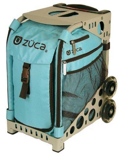Zuca Bag Calypso (Grey Frame) by ZUCA