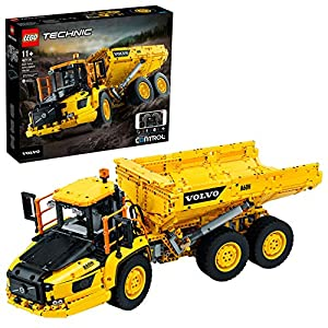 LEGO 42114 6×6 Volvo Articulated...