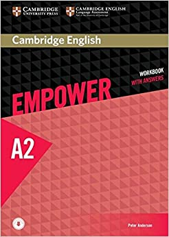 Book Cambridge English Empower Elementary Workbook with Answers with Downloadable Audio