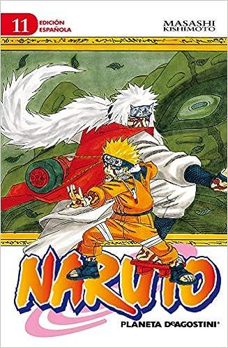 Naruto nº 11/72: 149 (Manga Shonen): Amazon.es: Masashi ...