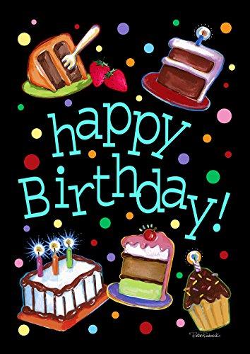 happy birthday cake decorative party