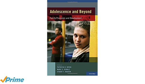 Adolescence and beyond: Family processes in development.