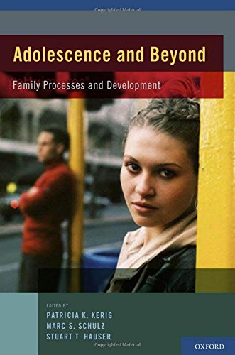 Adolescence and Beyond: Family Processes and Development