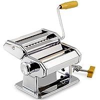 Gr8 Home Pasta Maker Kitchen Tool Spaghetti Roller Lasagne Tagliatelle Cutter Stainless Steel Machine Manual Gadget