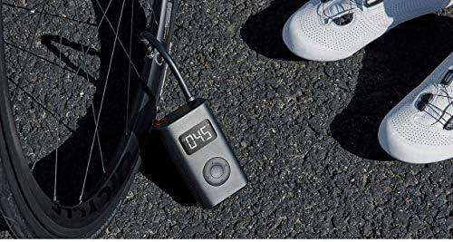 Xiaomi MI Pump Mini Pompe à air Portable Adulte Unisexe, Noir, 5