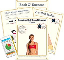 american red cross lifeguard exam lifesaver test prep study guide rh amazon com Red Cross Training Red Cross Training