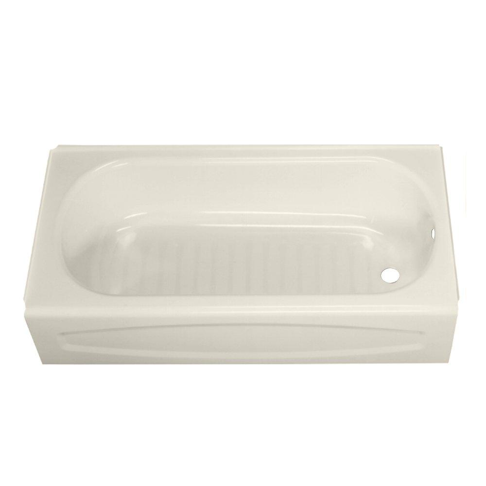 American Standard 0263.112.020 New Solar Soaking Bathtub with Right ...