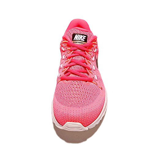 Nero Donna Running 12 Zoom Rosa Wmns Air Vomero Scarpe Nike ZTz1On
