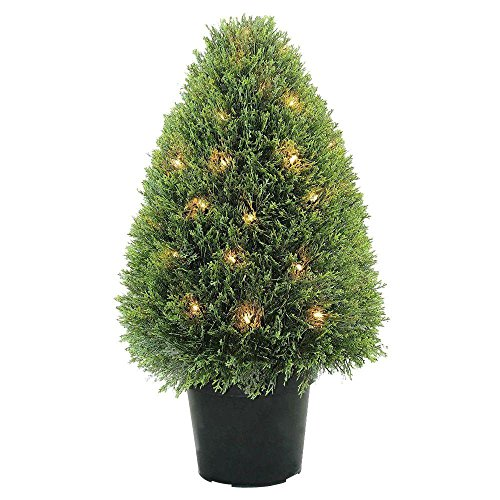 Lighted Outdoor Artificial Topiary in US - 9