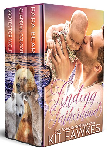 Finding Fatherhood Bundle by [Tunstall, Kit, Fawkes, Kit]