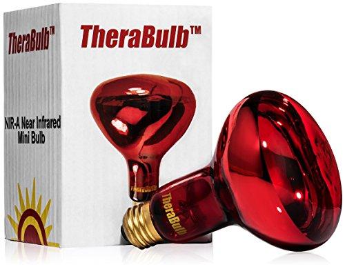 TheraBulb NIR-A Near Infrared Bulb Small Form - 150 (150w Red Heat Bulb)