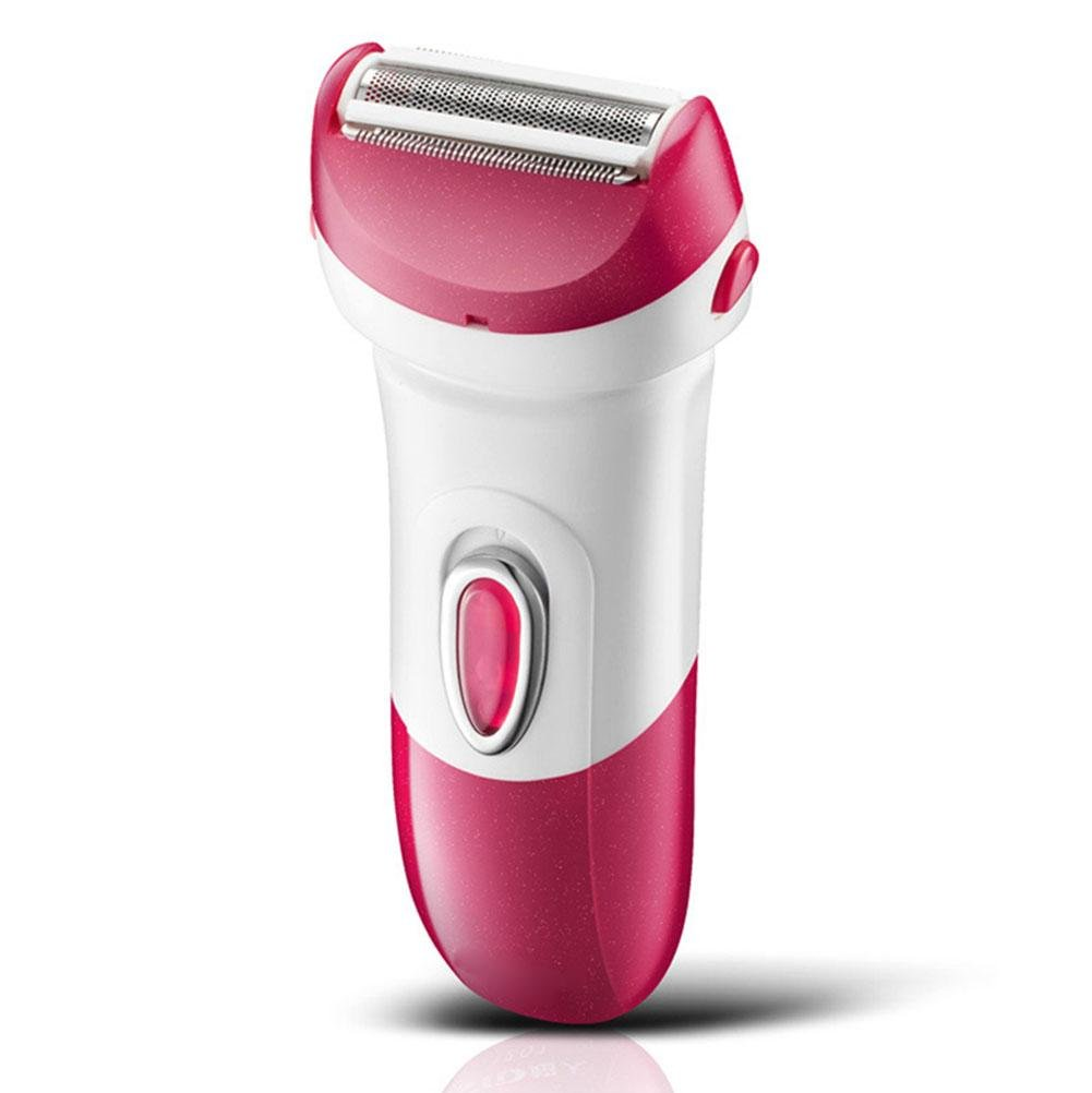 Lady Es Hair RasiergeräT Private Scham Haarschneider Unter Dem FlüSsigen KöRper RasiergeräT Wiederaufladbare Elektrische Haarentfernung GeräT Wasserdicht