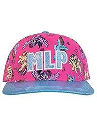 My Little Pony Girls Twilight Sparkle Fluttershy Baseball Cap One Size