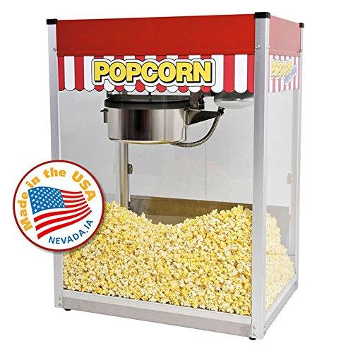 20 ounce popcorn machine - 7