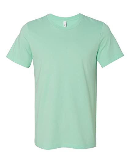 093dc072 Bella + Canvas Unisex Jersey Short-Sleeve T-Shirt, Small, MINT