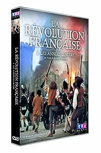 La Révolution française - 1 - Les années lumière [Francia] [DVD]