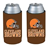 NFL Football Team Color Logo Ultra Slim 12oz Beer
