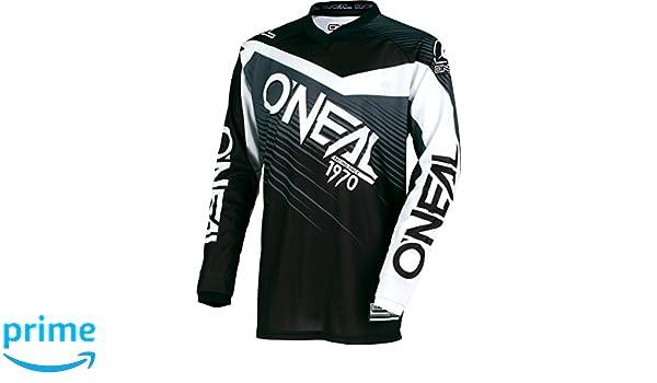 Farbe Grau Gr/ö/ße S ONeal Element Racewear Motocross Kinder Jersey Trikot MX Enduro Offroad Gel/ände Quad Cross Youth 0006