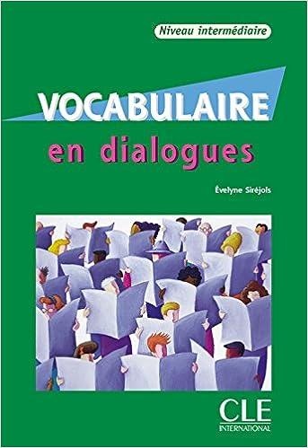 Vocabulaire En Dialogues Niveau Intermediaire Pdf