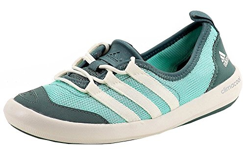 f51a30a7ca1871 Adidas Women s Climacool Boat Sleek Fashion Boat Shoes (8