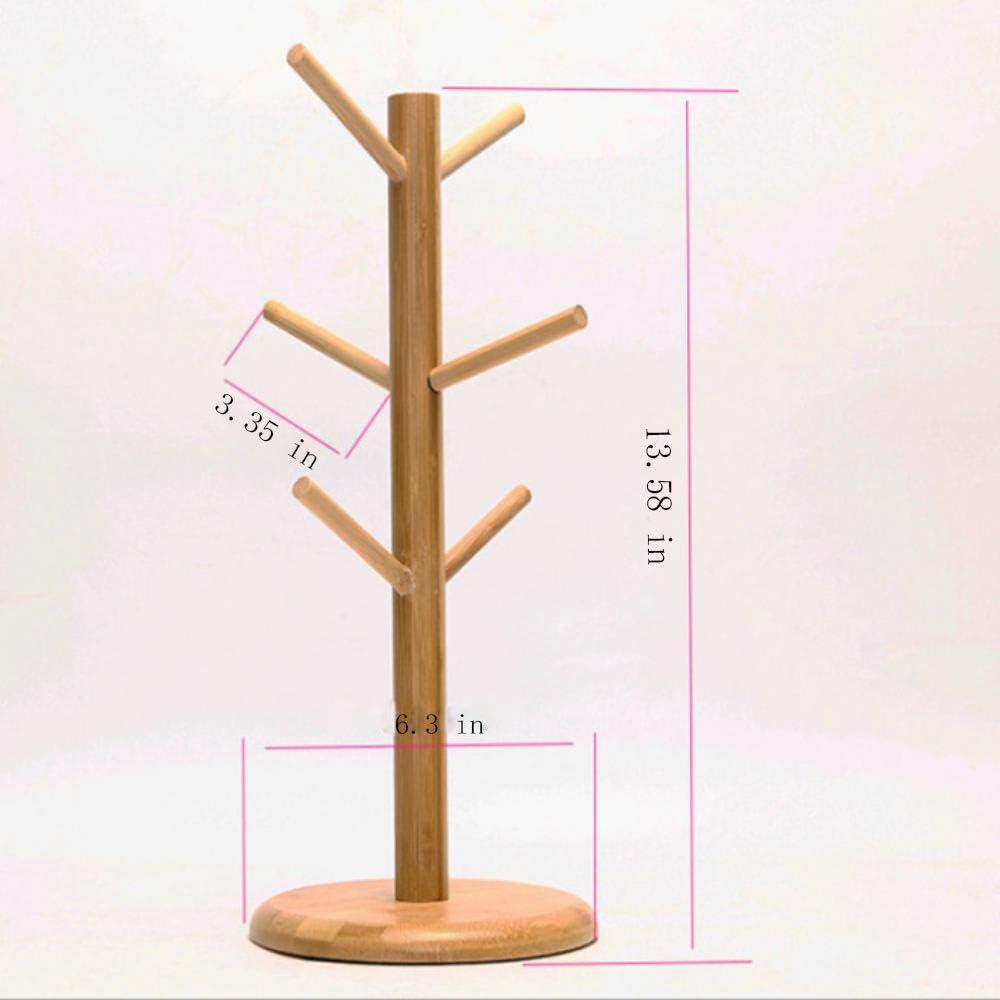 Mug Tree Coffee Mug Racks Coffee Cup Holders for Counter Coffee Bar Accessories