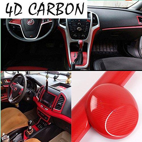 car wrap vinyl red - 6