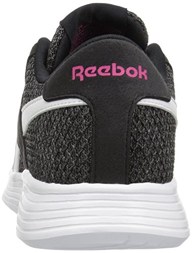 Reebok Femmes Ec Ride Fs Mode Sneaker Noir / Cendres Gris / Rose Rage