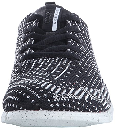 Black white ECCO w Karma white Black Women's Intrinsic Black Intrinsic Tie Karma Black Black59789 Black qZwqfC8