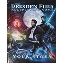 Evil Hat Productions The Dresden Files Roleplaying Game, Vol. 1: Your Story
