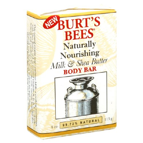 Burt's Bees Milk & Shea Butter Body Bar 4 oz