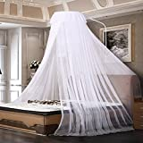 Simple dome nets/ the european court,princess wind mosquito net/deluxe double bed nets-B 135x200cm(53x79inch)