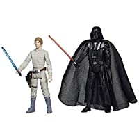 Star Wars Mission Series Figure Set (Darth Vader and Luke Skywalker)