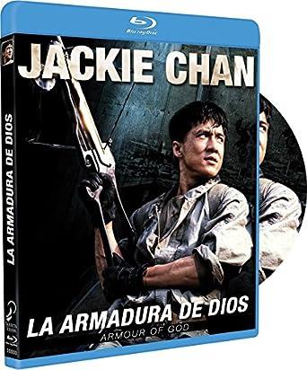 La Armadura De Dios Blu Ray Amazonde Ken Boyle Anthony Chan