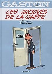 Gaston - tome 1 - Les archives de La Gaffe