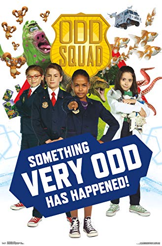 Trends International Odd Squad-Collage Wall Poster, Multi