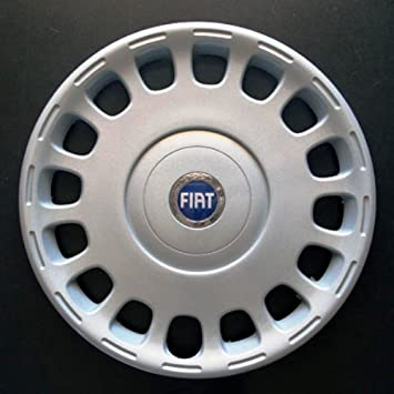 Set of 4 new wheel trims for Fiat Multipla/Scudo with original rims in 15 inches: Amazon.co.uk: Car & Motorbike