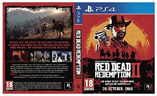 Red Dead Redemption 2 - PlayStation 4 [Importación francesa ...