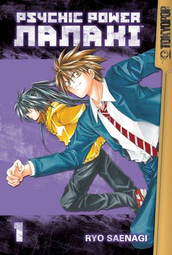 Psychic Power Nanaki  Volume 1 PDF