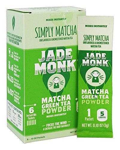 Jade Monk Tea Matcha Powder, 1.37 oz